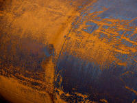 Photo of Industrial Rust on Metal